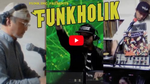 FUNKHOLIK Vol.3 10-January-2021