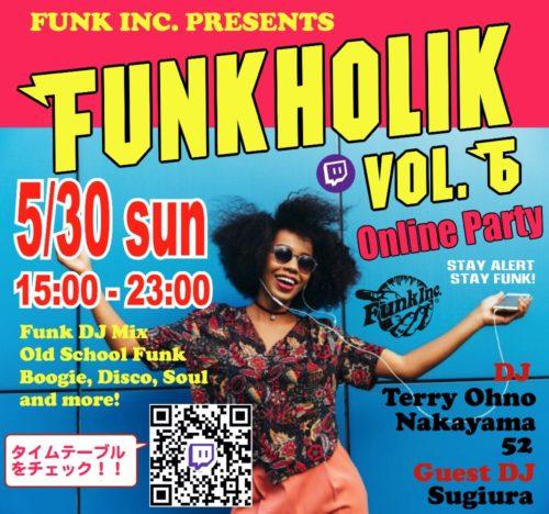 FUNKHOLIK Vol.6